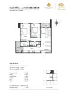 chính chủ bán căn hộ 87m2 full nội thất cao cấp tòa n01t5lotus 1 ngoại giao đoàn 33 trm2