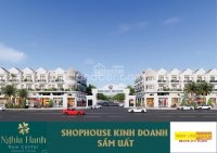 mở bán shophouse nghĩa hành new center chiết khấu đến 6 giỏ hàng từ chủ đầu tư lh 0918342323
