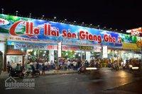 Nhà hàng hải sản Giang Ghẹ cần thuê nhiều nhà MT lớn vị trí đẹp để mở chuỗi nhà hàng