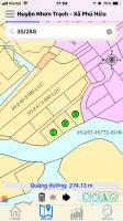 xã phú hữu 35288 mặt đường mặt sông thoáng mát ngay bên khu du lịch làng tre việt