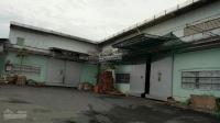 cho thuê xưởng đường trần đại nghĩa bình tân mt đường rộng không ngập úng 860m2 64trtháng