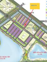 bán gấp bt song lập sb09 30 dự án vinhomes ocean park đường thoáng đối diện trường học
