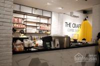 sang nhượng quán cafe tại quận 10 giá chỉ 510 triệu full trang thiết bị chỉ việc kinh doanh tiếp