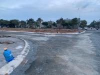 chỉ 650tr sở hữu ngay lô đất nền 3 mặt tiền đường ngay kdc mới gò cát long tâm br 0938383279