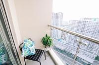 minh cần cho thuê căn hộ cao cấp millennium 1pn 1wc full nội thất có ban công giá 18tr 0906729193