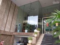 bán gấp khách sạn 9 tầng 30 phòng mặt tiền đường dương đình nghệ đối diện công viên