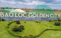 bán lô đất dãy a bảo lộc golden city cam kết rẻ nhất cách chợ 100m lh 0942221353
