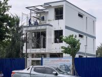 cần tiền bán hạ giá 2 nền tái định cư 100m trong đông tăng long sổ đỏ xây dựng tự do 405trm2
