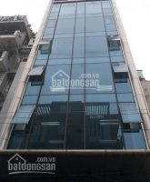 bán tòa nhà văn phòng mặt phố nguyễn xiển nguyễn trãi giá rẻ dt 170m2 nhà xây 8 tầng thang máy