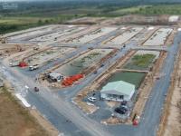 chuyển nhượng 10 lô giá đầu tư đẹp nhất dự án lago centro bến lức sổ đỏ trao tay lh 0942416179