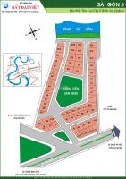 bán đất khu compound river mark trần não quận 2 vị trí gần sông sài gòn giá 160trm2