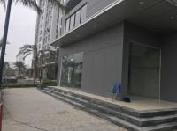 cho thuê giá ưu đãi sàn thương mại đế tòa chung cư vinhomes green bay mễ trì dt 300m2