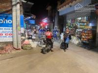 đất sổ đỏ gia lâm chợ đêm lệ chi chia 3 ô siêu hiếm