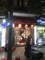 cho thuê cửa hàng mặt phố đinh tiên hoàng vị trí đắc địa gần đài phun nước dt 15m2 mặt tiền 3m