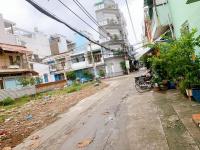 bán đất hẻm lạc long quân phường 3 quận 11