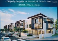 gấp bán gấp căn biệt thự góc 455m2 hoa hậu nhất huyện gia lâm hơn 19 tỷ 0325604333