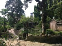 tuyệt phẩm nghỉ dưng biệt thự nhà vườn khuôn viên hoàn thiện tại xã hòa thạch quốc oai hn