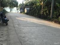 cần bán lô đất mặt đường vào uỷ ban yên bài có nhà sn rất đẹp dt 450m2 mặt tiền 9m