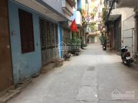 nhà riêng ngõ phố tân mai gần hồ đền lừ dt 55m2 x 4t giá 16 triệutháng