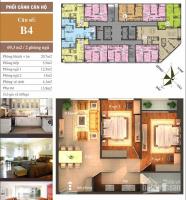 bán căn hộ 70m2 2pn cửa tây bắc đủ nội thất chung cư ct12 văn phú giá 135tỷ lh 0946543583