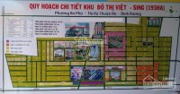 cần bán lô đất đường d9 150m2 gần chợ d5 kdc việt sing vsip 1 giá 31 tỷ bao sang sổ 0383 2299 67