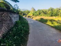 chuyển nhượng khuôn viên hoàn thiện dt 2040m2 đc tiểu khu 14 thị trấn lương sơn cách hà nội 38km