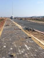 bán 5 lô đất đối diện công viên đang xây dựng tại dĩ an trả trước 400tr tt trong 10 tháng