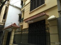 bán nhà riêng 3 tầng 3 phòng ngủ diện tích 62m2 ngõ thông tại làng cam cổ bi