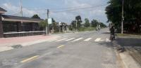 bán lô đất mặt tiền đt 821 đối diện trường học xã lộc giang huyện đức hòa dt 472m2