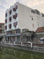 nhà mới tk hiện đại view hồ ô tô đ sát cửa 35m25t27 tỷ mậu lương hđ lh 0975832466