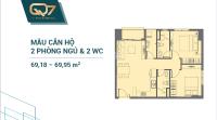 cần bán căn hộ quận 7 đã cất nóc năm sau nhận nhà bán ngang giá hợp đồng lh 0909603808