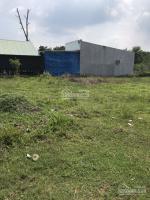 lô đất chính chủ sổ đỏ ngang 5m x dài 38m mặt tiền tỉnh lộ 15 củ chi lh 0907383727 linh