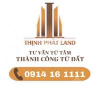 cần bán lô đất 202m2 mặt tiền dương hiến quyền lh 0914161111 ngọc
