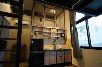 cho thuê căn hộ 15 phòng full nội thất cao cấp 1mb coffee sân thượng p13 bình thạnh