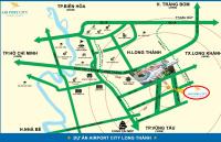 chỉ còn vài suất cuối dự án long thành airport city ck 8 dt 105m2 giá tt 892 triệu