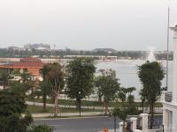bán căn góc liền kề nq 120m2 3 mặt thoáng xây dựng 70m2sàn view hồ rộng giá 105 tỷ