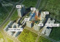 bán gấp căn góc dự án ecohome 3 diện tích 69 m2 3pn giá gốc chủ đầu tư lh 0986857358