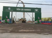 đầu tư đất nền tại dự án tiến lộc garden ngân hàng h trợ cho vay 50 lh 0933281997
