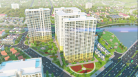 chính chủ bán căn hộ diamond riverside city gate 2 giá 194 tỷ view hồ bơi 0902861264