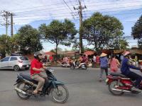 đất nền nhà phố ngay mặt tiền đường song hành với sổ đỏ hoàn chỉnh trao tay