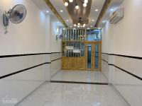 bán nhà mặt tiền nguyễn thái sơn p4 gv dt 6x18m 215m2 3 tầng cho thuê 60 triệu 0932952780