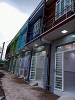 bán nhà phố bình chánh 2 tầng 35x10m ngay chợ hưng long giá chỉ 650tr dtxd 35mx10m
