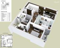 chính chủ bán căn hộ 2 phòng ngủ cần thanh khoản sớm giá tốt nhất thị trường
