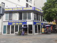 cho thuê nhà mặt phố khúc thừa dụ hai mặt tiền làm nhà hàng cà phê s 100m2 2 tầng