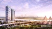 chính chủ bán căn góc toà b dự án intracom riverside view cầu nhật tân giá gốc