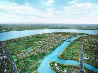 nền biệt thự nhà vườn ven sông q9 gần vincity chỉ từ 21trm2 ck1 18 góp 48th 0965661364