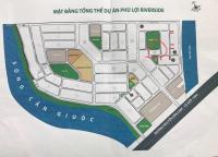 chuyển nhượng lại nền đất 2 mặt tiền khu dân cư phú lợi tại p 7 q 8 tp hcm