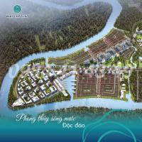 nhà phố biệt thự khu đô thị ven sông nhật bản nam long