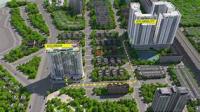 bán căn góc 97m2 3pn 255 tỷ full nội thất ban công đn chung cư eco dream city nguyễn xiển