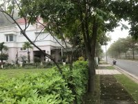 cần bán các lô biệt thự trong xanh villas dt 270m2 400m2 550m2 800m2 rất đẹp và thoáng mát